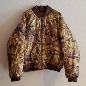 Men's Columbia Vintage Camo Reversible Coat